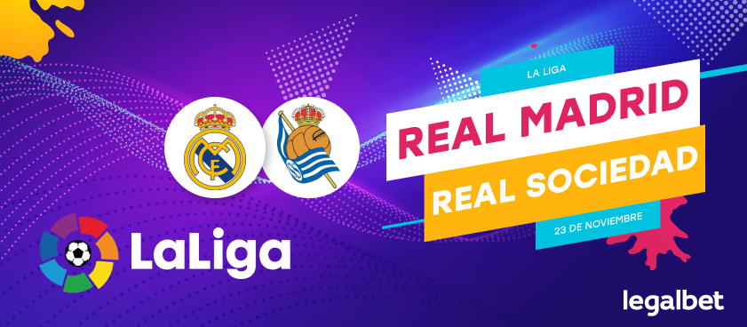 Previa, análisis y pronósticos Real Madrid - Real Sociedad, La Liga 2019