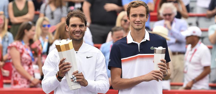 Даниил Медведев – Рафаэль Надаль: прогноз на финал US Open