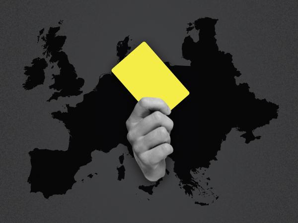 Максим Погодин: Самые жёсткие судьи Европы: когда ставка на ТБ жёлтых карточек оправданна.
