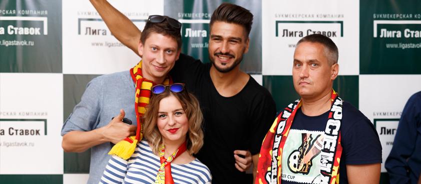 Звезда «Матч ТВ» едет в Самару смотреть футбол вместе с болельщиками