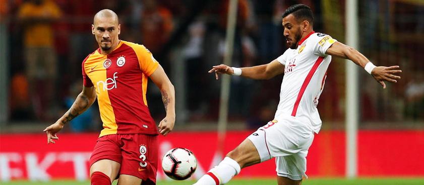 Goztepe Izmir - Galatasaray Istanbul: Pronosticuri Super Lig