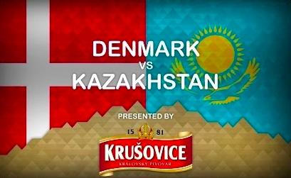 Кто со мной на матч Дания - Казахстан?