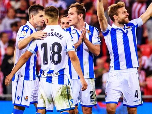 legalbet.ro: Real Sociedad - Celta Vigo: prezentare cote la pariuri si statistici.