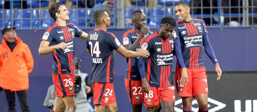 Pronóstico Caen - Reims, Ligue 1