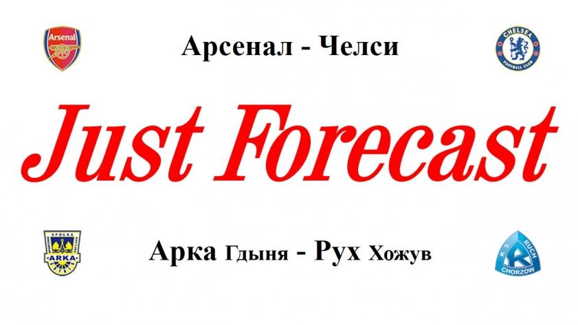 Just Forecast на матчи субботы 27 мая 2017