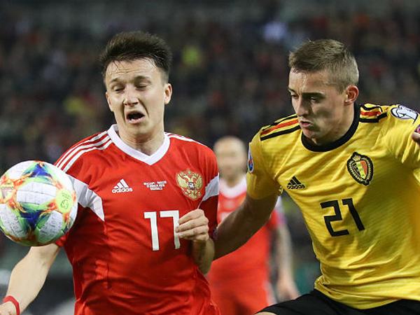 BK_Olimp: Россия – Бельгия: подопечные Черчесова против лучшей сборной мира.