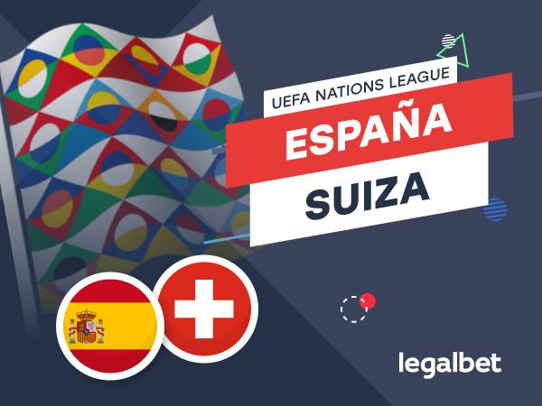 Antxon Pascual: Apuestas y cuotas España - Suiza, UEFA Nations League 2020.