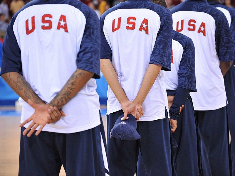 Почему не стоит ставить на баскетбольную сборную США на Олимпийских играх 2016