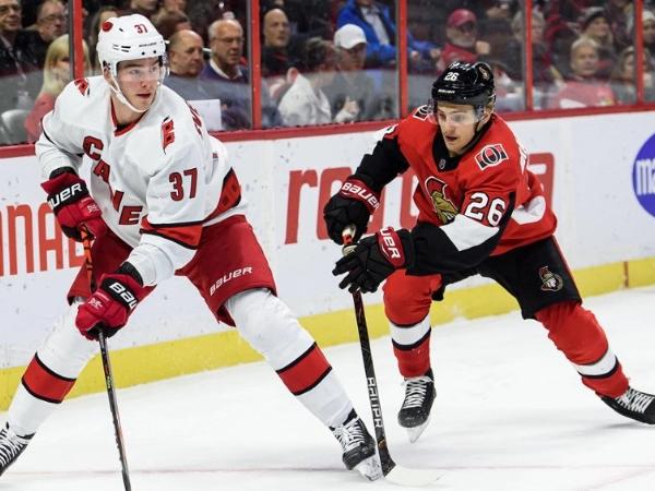 Константин Федоров: Прогноз на матч НХЛ «Каролина» — «Оттава»: важный реванш для возвращения уверенности.