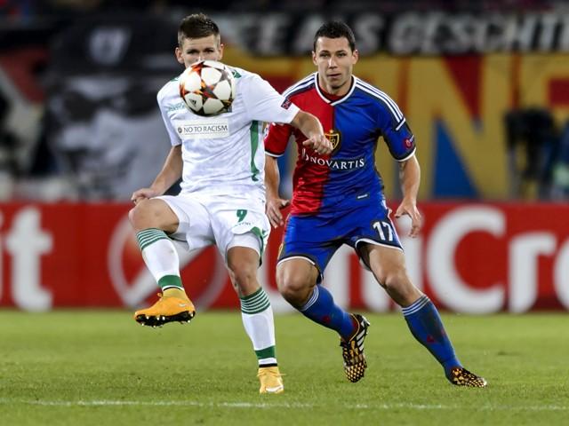 Basel - Ludogorets