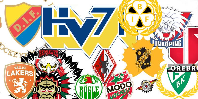 Швеция SHL, или хоккей по-скандинавски