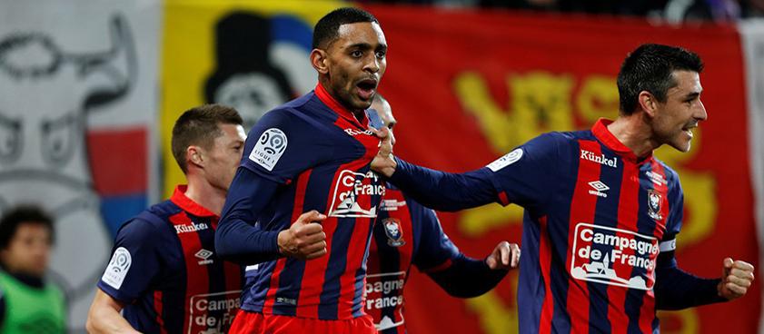 Guingamp - Caen: Pronosticuri pariuri Ligue 1