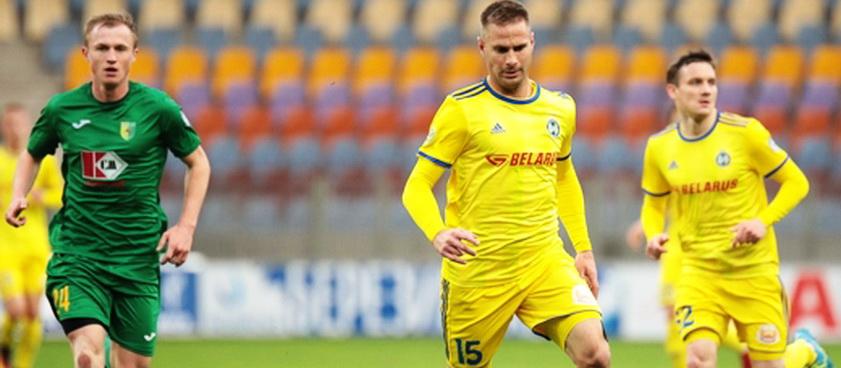 FC Neman Grodno - FC BATE Borisov. Pontul lui Karbacher