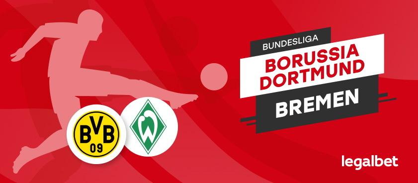 Borussia Dortmund - Werder Bremen: ponturi fotbal Bundesliga