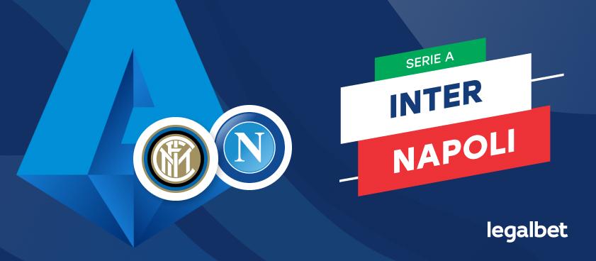 Apuestas y cuotas Inter de Milán- Napoli, Serie A 2020/21