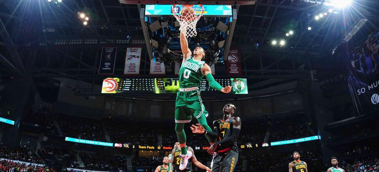 Плюсы и минусы Бостона в NBA сезона 2017-18