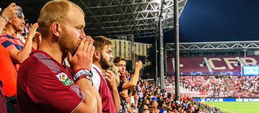 CFR Cluj are punctaj maxim dupa 3 etape disputate in Liga 1