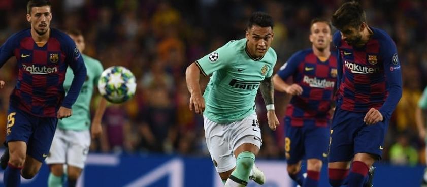 «Интер» – «Барселона»: «нерадзурри» устроит только победа