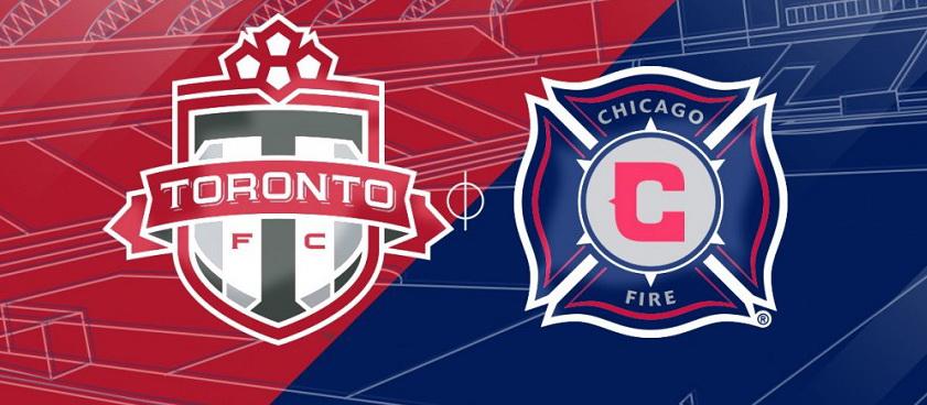 Toronto FC - Chicago Fire. Pontul lui IulianGGMU