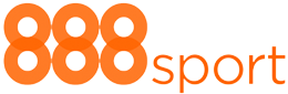 The logo of the bookmaker 888Sport - legalbet.uk