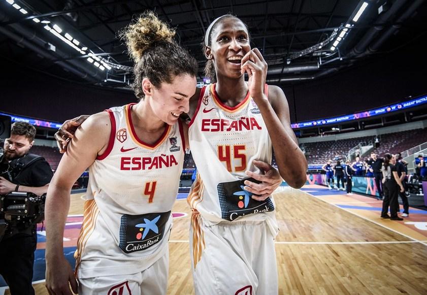 Испания - Россия: прогноз на женский четвертьфинальный матч Чемпионата Европы