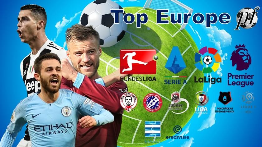 Top Europe 20-22.09.2019