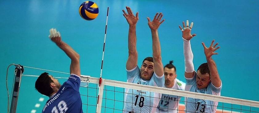 «Зенит» (Казань) – «Нова»: прогноз на чемпионат России по волейболу среди мужчин