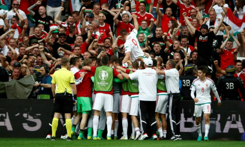 Termina Ungaria pe primul loc in grupa sa?