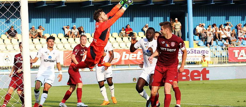 CFR Cluj - Gaz Metan Medias: Predictii Pariuri Liga 1 Betano