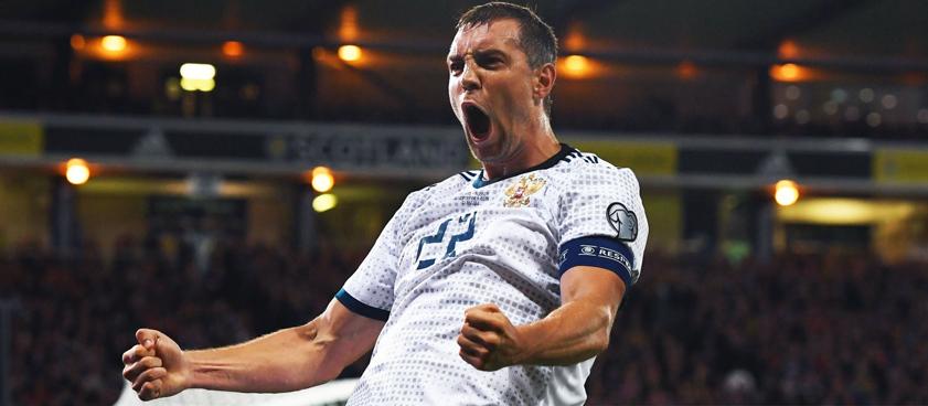 Россия – Казахстан: прогноз на футбол от Владислава Батурина