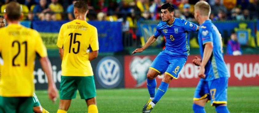 Ucraina - Lituania. Predictii sportive Calificari EURO 2020