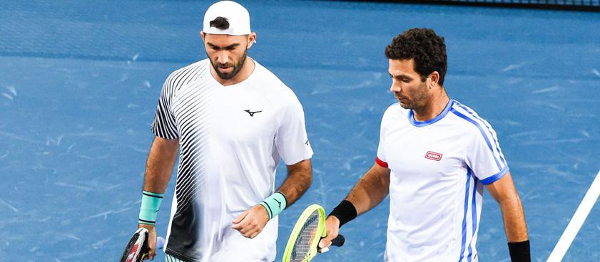 Rojer/Tecău – Tsitsipas/Zimonjic: рronosticuri Tenis ATP Rotterdam