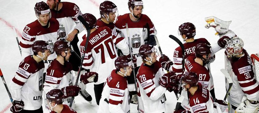 Прогноз на матч группы В Латвия - Швейцария: сыгранность скромной команды против фаворитов