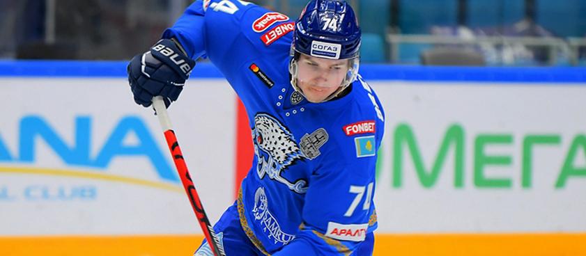 Барыс – Сибирь (1-й матч): хозяева демонстрируют качественный хоккей