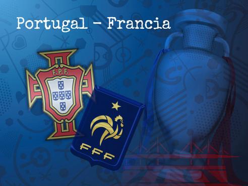 Portugal – Francia, la gran final de la Euro 2016