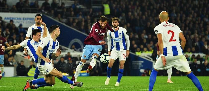 West Ham United - Brighton & Hove Albion: Ponturi Pariuri Premier League