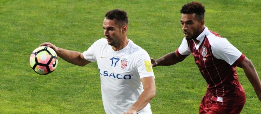 CFR Cluj - FC Botosani. Pontul lui Mihai Mironica