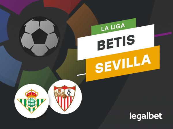 Antxon Pascual: Apuestas y cuotas Betis - Sevilla, La Liga 2020/21.