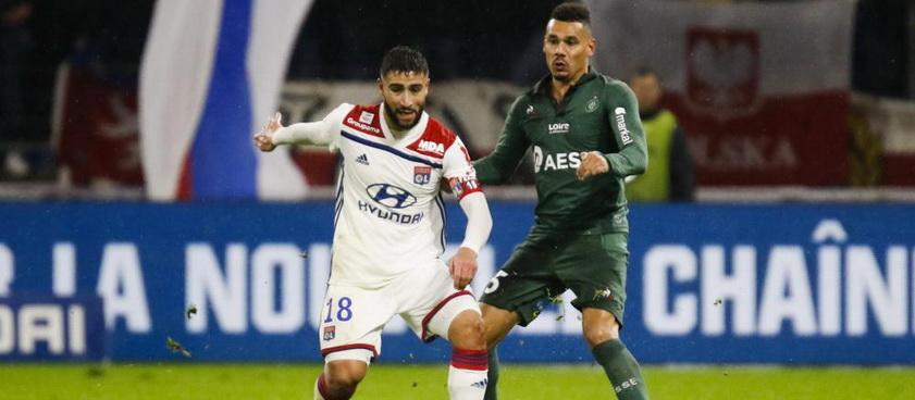 AS Saint Etienne - Olympique Lyon. Pronosticuri Pariuri Ligue 1