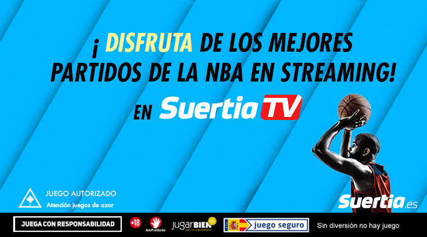 Deportes en streaming en Suertia.es