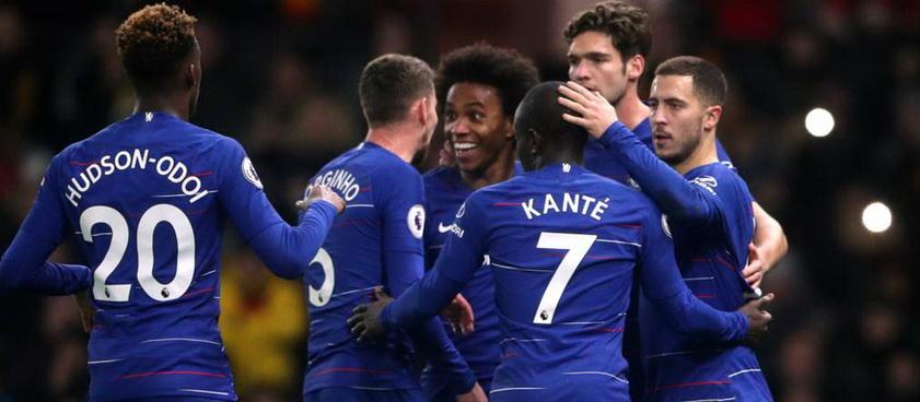 Chelsea - Watford: Predictii fotbal Premier League