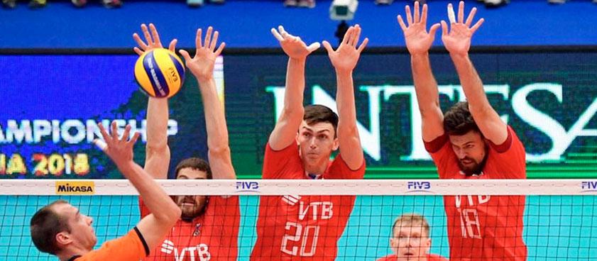 Беларусь — Россия: прогноз на ЧЕ по волейболу среди мужчин