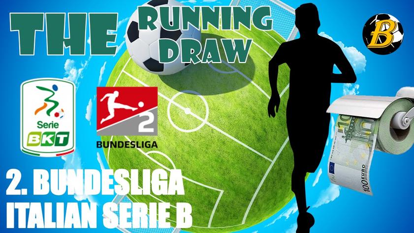 The running draw 5.12.2020