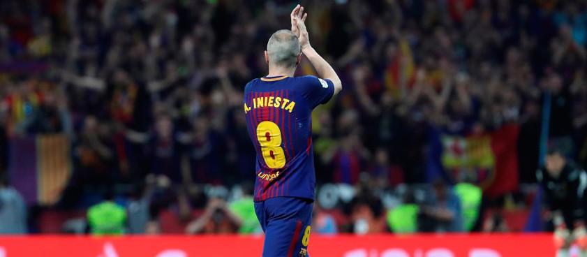 Pronóstico Barcelona - Real Sociedad 20.05.2018