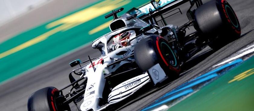 Формула-1. Гран-при Германии: удача одних на неудачах других