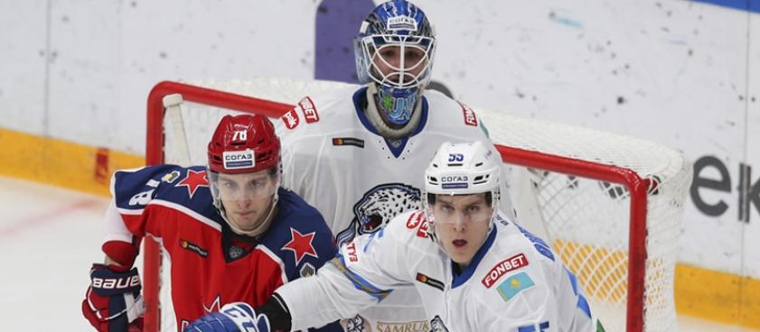 Прогноз на матч КХЛ «Барыс» - «Сочи»: помучиться придётся