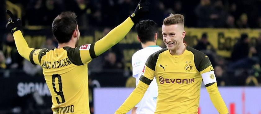 Bremen - Dortmund: Ponturi fotbal Bundesliga