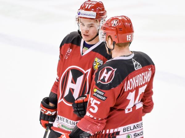 Максим Погодин: «Неман» - «Шахтер» Солигорск: атакующий хоккей под прицелом коронавируса.