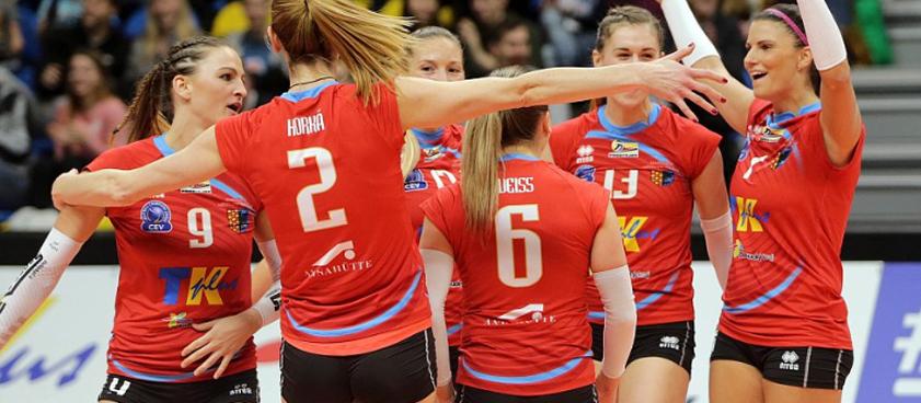 «Простеёв» (жен) – «Острава» (жен): прогноз на волейбол от Павла Боровко