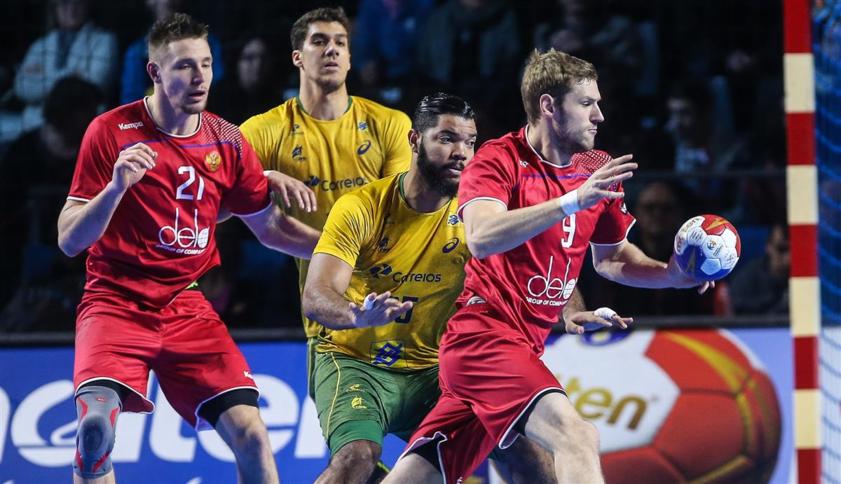 САМБА или ХОРОВОД)),Бразилия против Росии на чемпионате мира